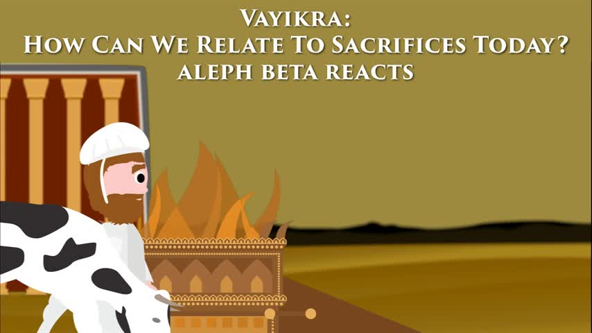 Aleph Beta Reacts Vayikra 5775