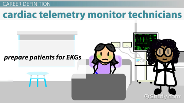 Cardiac Telemetry Monitor Technician Career Requirements