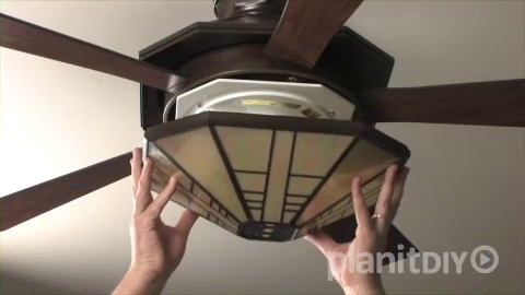 How to Install a Ceiling Fan   PlanItDIY