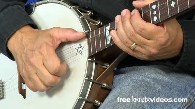 Basic Clawhammer Lick Banjo Lesson