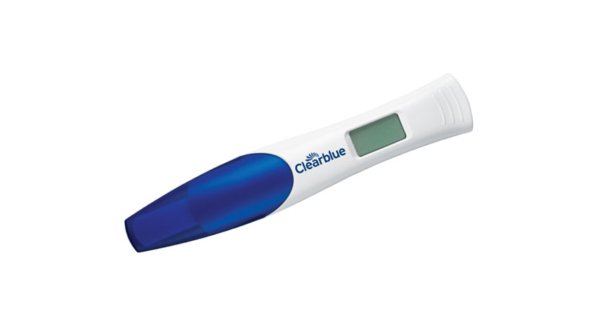 Clearblue Digital Pregnancy Test With Weeks Indicator