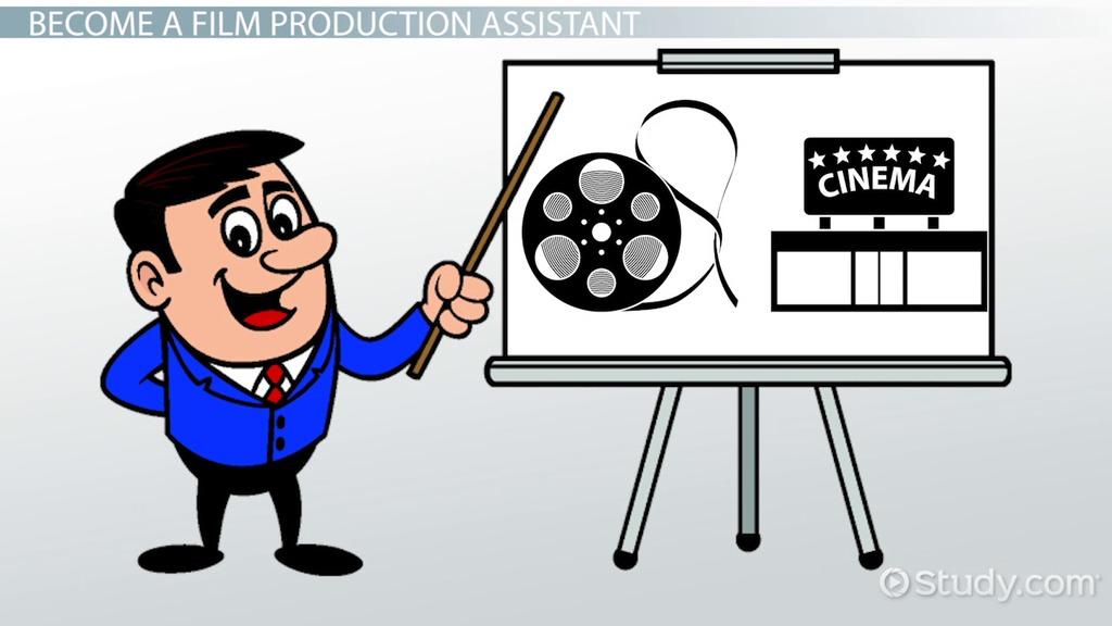 Become a Film Production Assistant StepbyStep Career Guide – Film Director Job Description