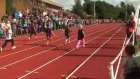 Active Games 2013 - Athletics
