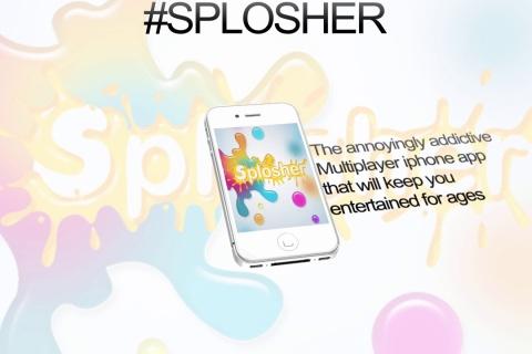 Splosher. Extremely addictive game.