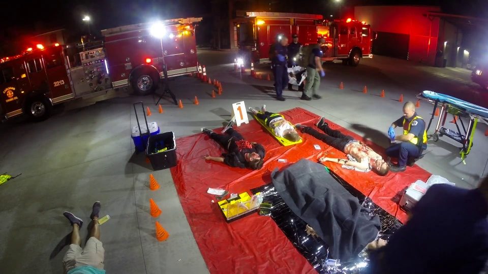 Wistia video thumbnail - Mass Casualty Incident Drill