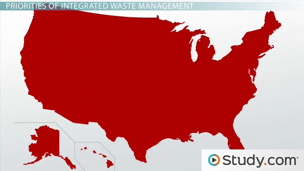 What Is Integrated Waste Management? - Definition and Examples ...