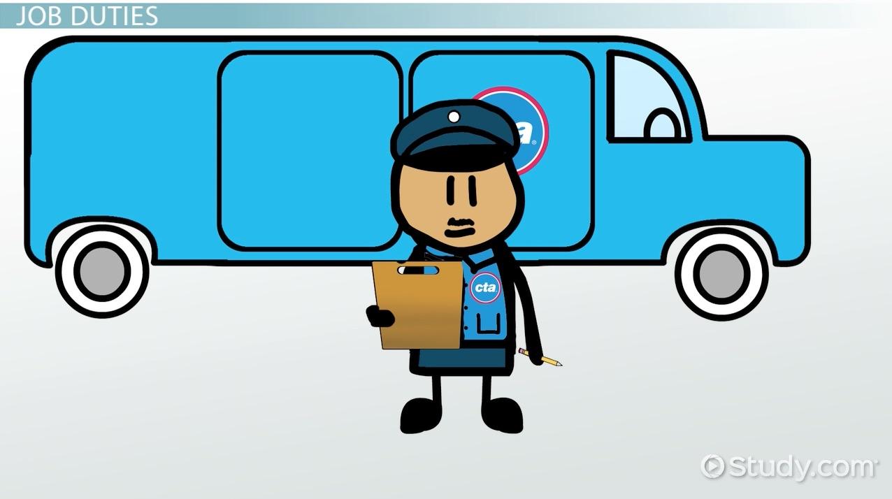 Bus Driver: Job Description, Duties and Requirements