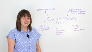 Which Content Marketing Goals To Choose