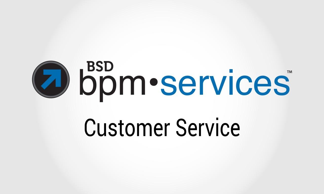 BSD - Customer Service