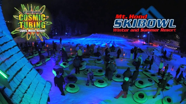 presenting wide varieties exquisite design Cosmic Tubing on Mount Hood