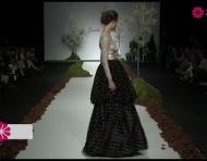 Vestidos de novia negros para tu boda 2014