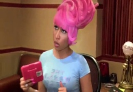 Nicki Minaj on Bossing Up thumbnail