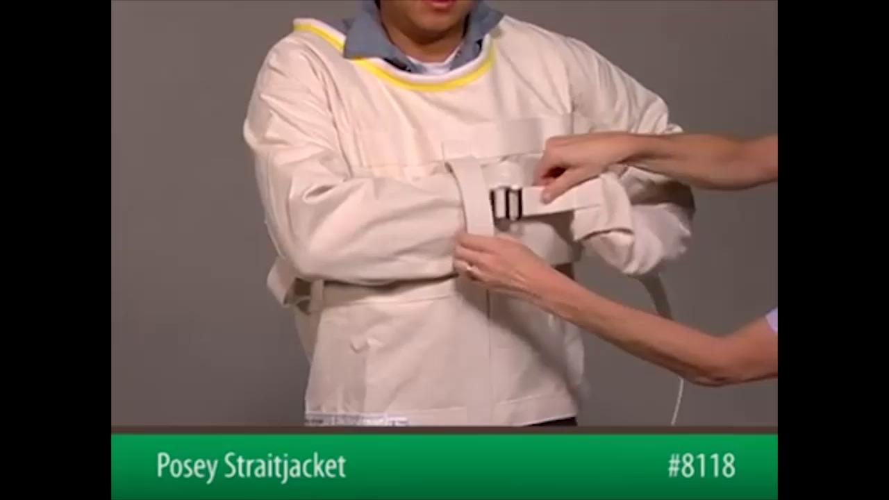 8118XL Posey Straitjacket | Posey