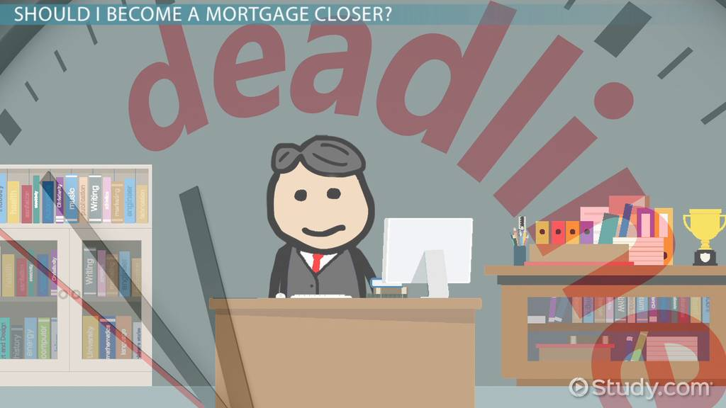 How To Become A Mortgage Closer: Education And Career Roadmap