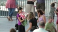 Propuesta de matrimonio con un flashmob