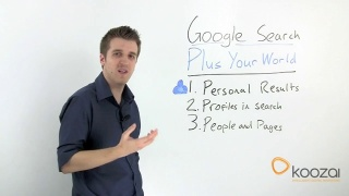 'Google Search, Plus Your World' – An SEO's Perspective