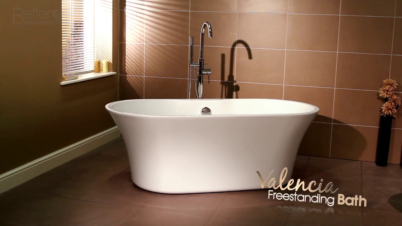 valencia 1590 x 740 luxury freestanding bath