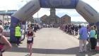 Babcock Half Marathon 2013 Finish Line Cam