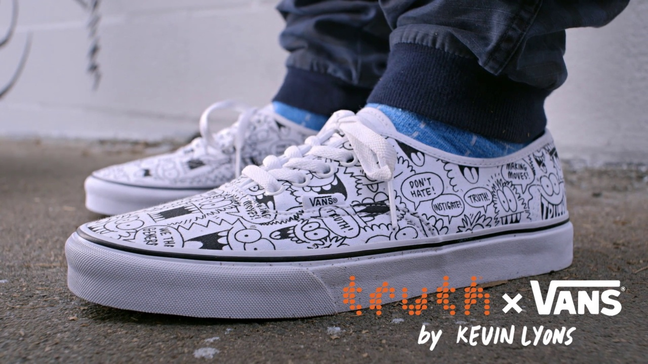 e9f6736a07 TRUTH x VANS - Video Agency - Strategy