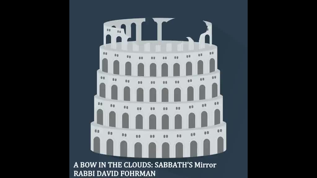 A Bow In The Clouds: Sabbath's Mirror