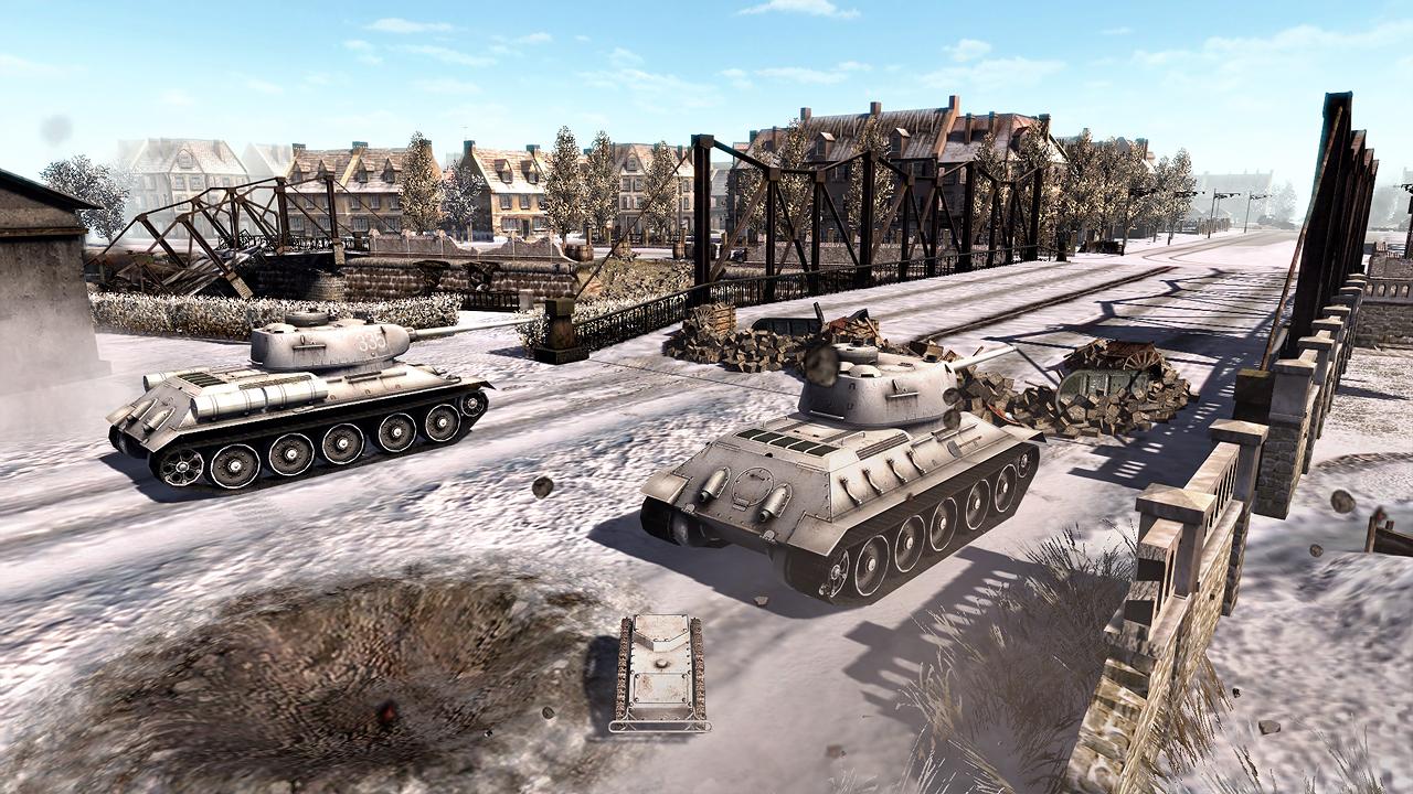В тылу врага: Штурм 2 / Men of War: Assault Squad 2 [v 3 2 1 1 + 3