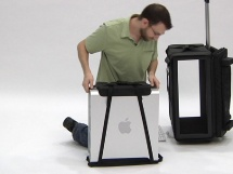 "TENBA AIR CASE FOR APPLE MAC PRO TOWER ""DOUBLE DOOR"""