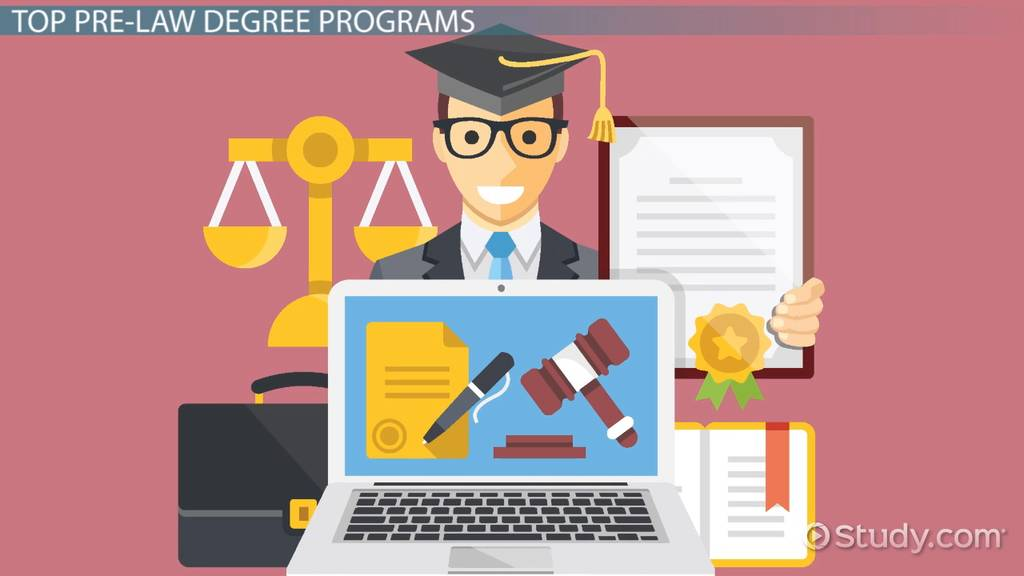 pre law degree jobs