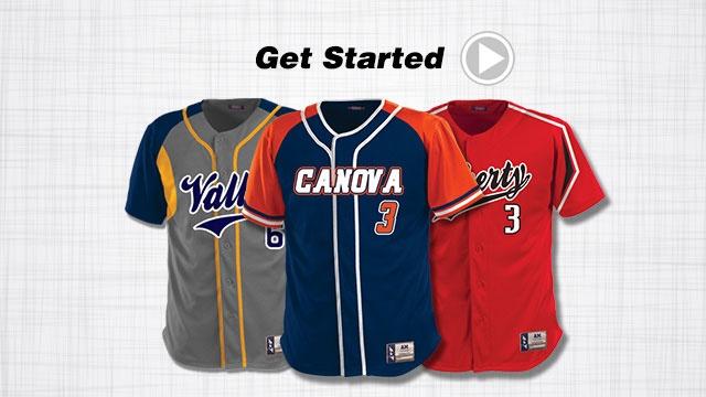 5bc700062 Custom Baseball Jerseys