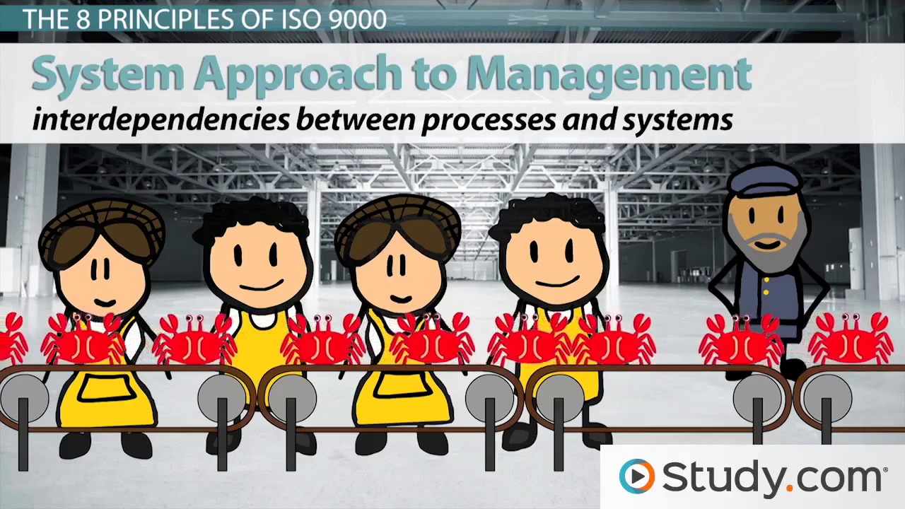 five principles of total quality management tqm video lesson implementing total quality management tqm in an organization iso 9000 certification