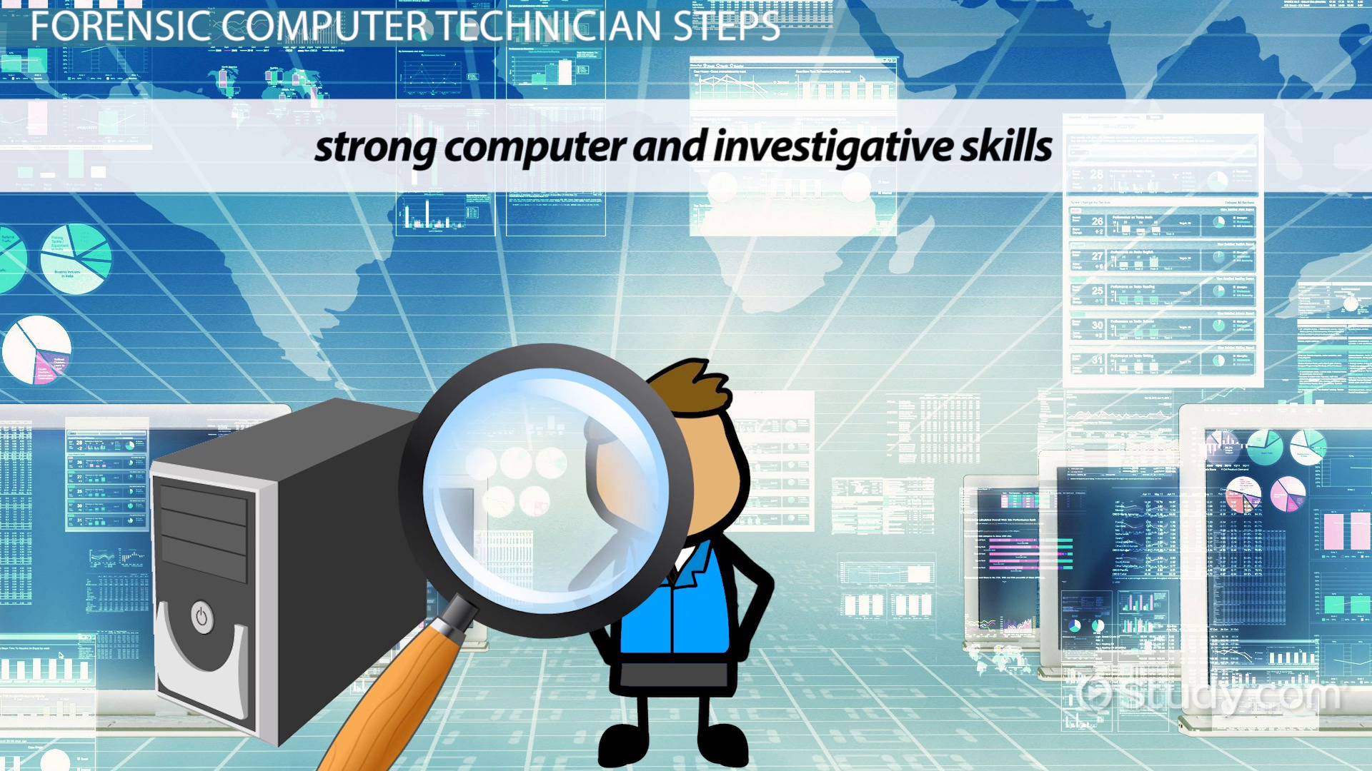 become a forensic computer technician step by step career guide