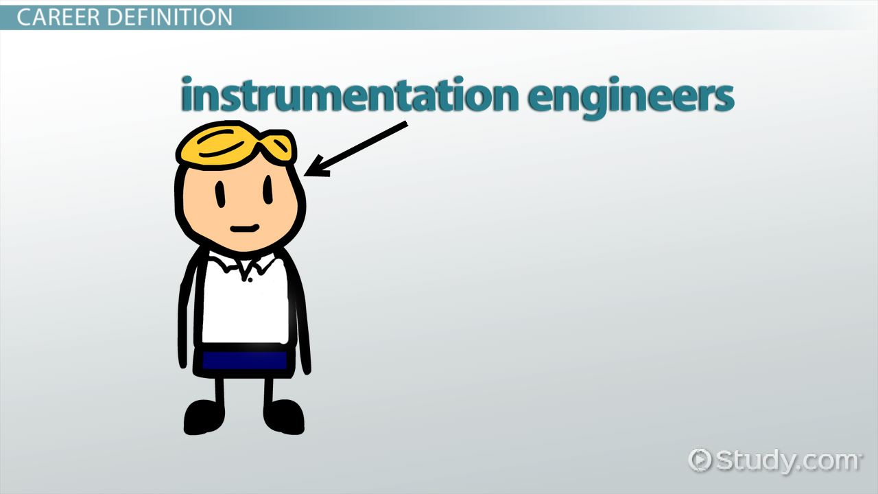 instrumentation engineer job description career info