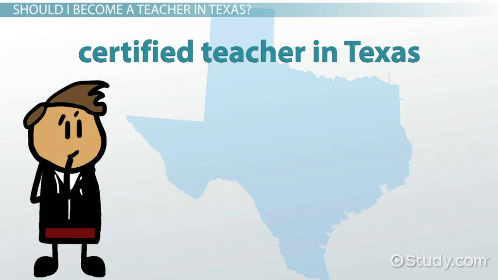 Become A Texas Teacher With Degree