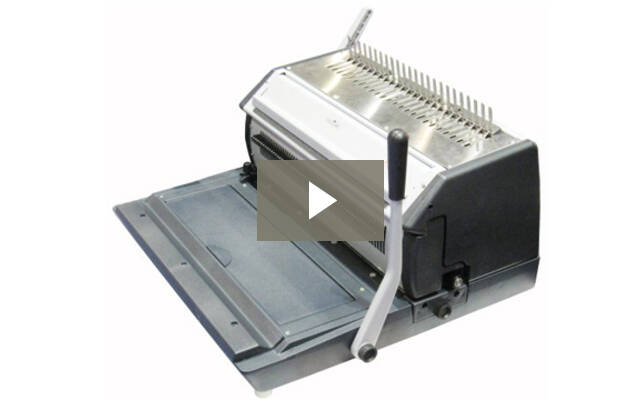 Double Loop Wire Bindings besides Wire Spiral Binding likewise What Is Double Wire Binding moreover Tamerica Versabind E Modular Electric Binding Machine together with Booklets Binding. on spiral binding combs