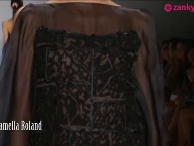 Brautkleider 2015: Die Tendenz geht ins Schwarze als Hochzeitsfarbe!