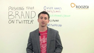 Video Guide: Pushing Your Brand on Twitter