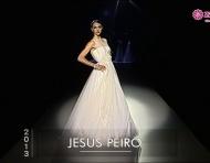Escote ilusión en los vestidos de novia 2013