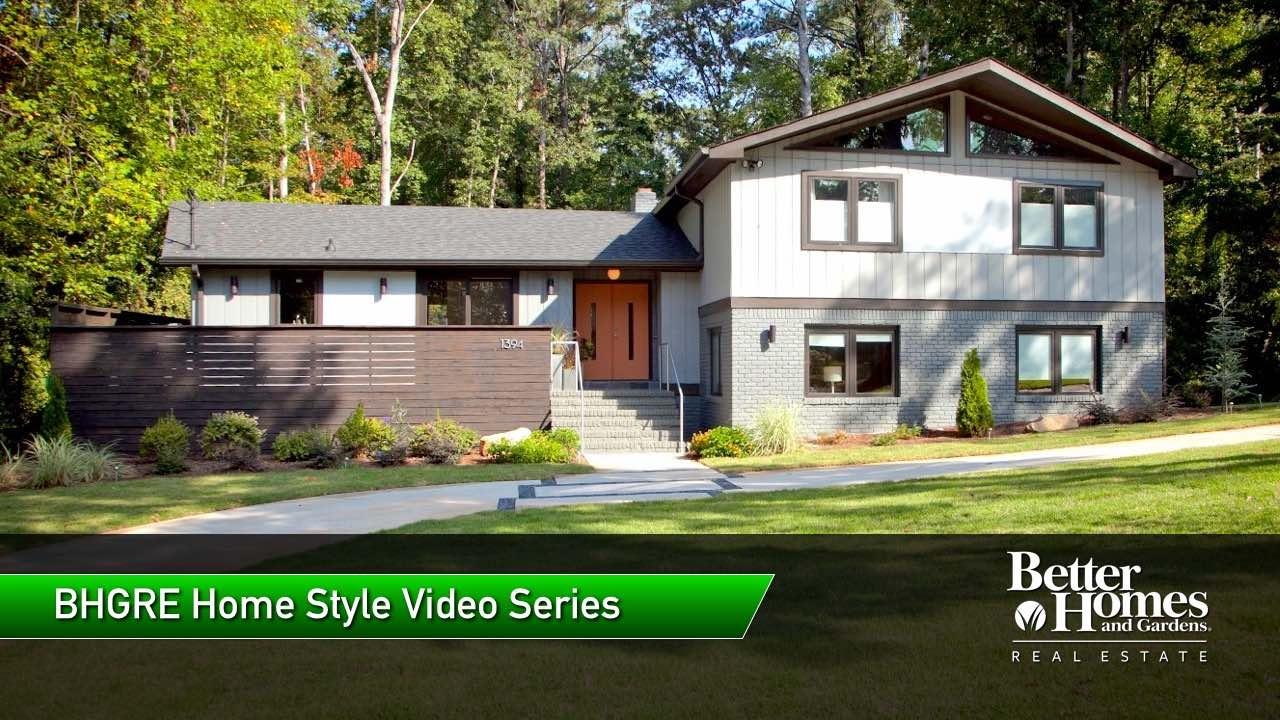 split level homes designs features characteristics