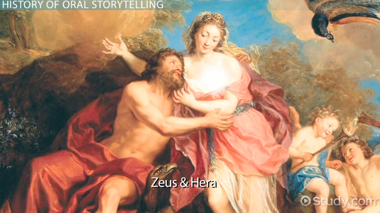 Oral Tradition of Storytelling: Definition, History & Examples ...