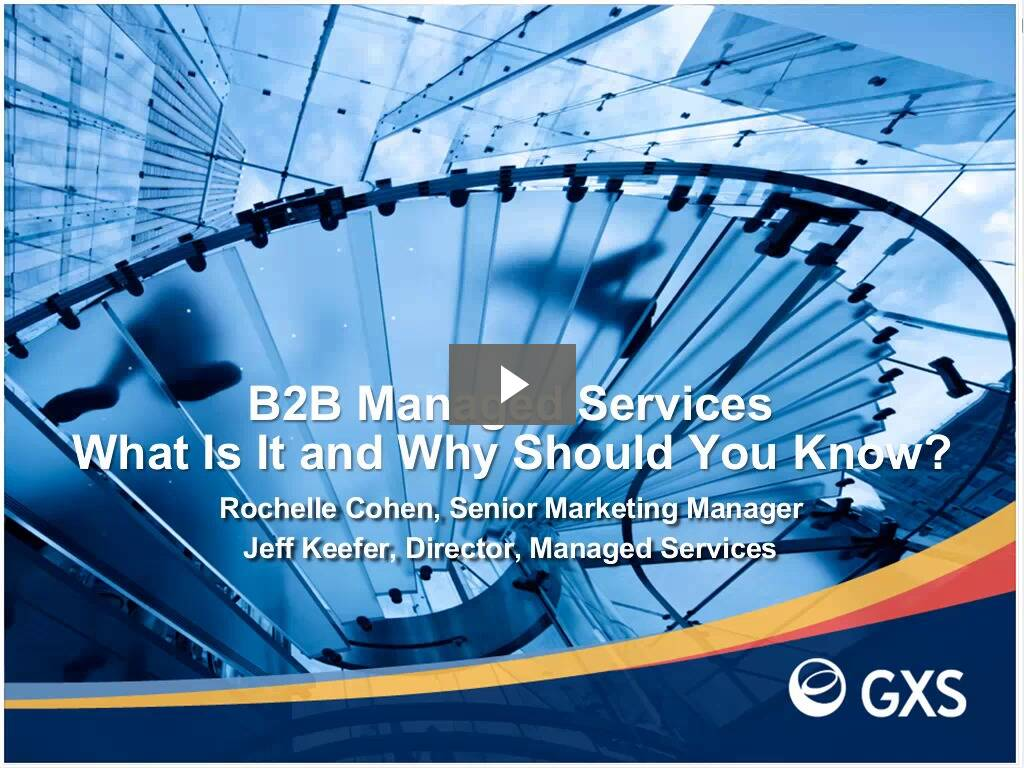 What is B2B Managed Services?