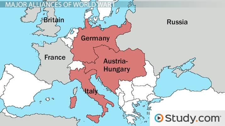 Diplomacy Of World War One Secret Agreements Diplomatic Arrangements Video Lesson Transcript Study Com