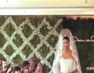 Desfile vestidos de noiva Oscar de La Renta 2013