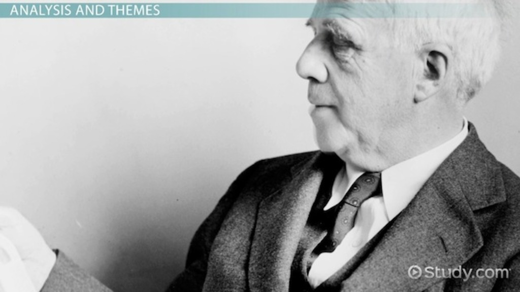 design by robert frost summary theme analysis video lesson design by robert frost summary theme analysis video lesson transcript com