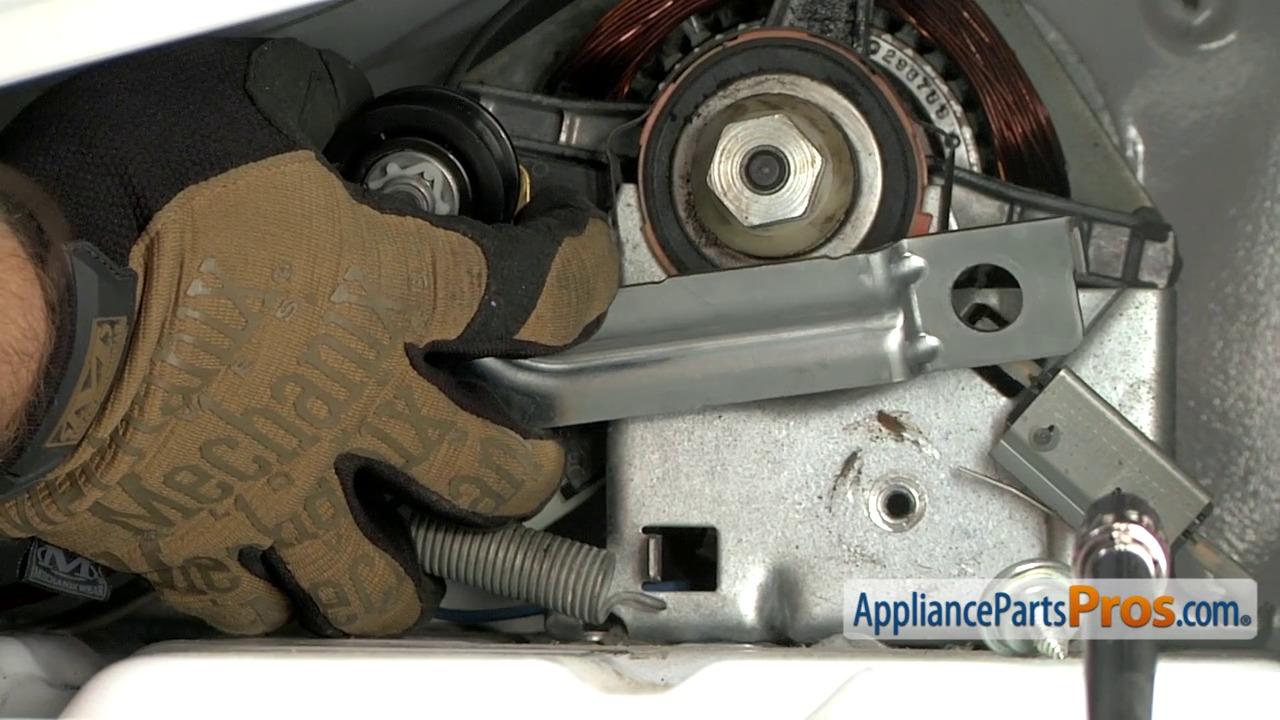 Whirlpool 8547174V Pulley-Idr - AppliancePartsPros.com