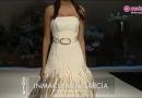 Tendencias: Vestidos de novia bordados 2013