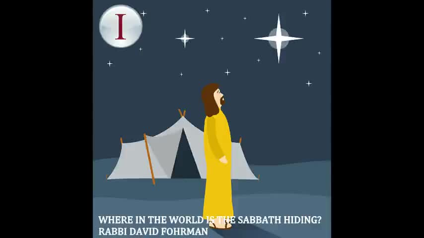 Where In the World Is the Sabbath Hiding?