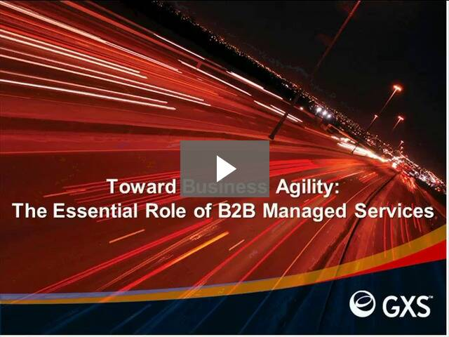 The Role of B2B Managed Services