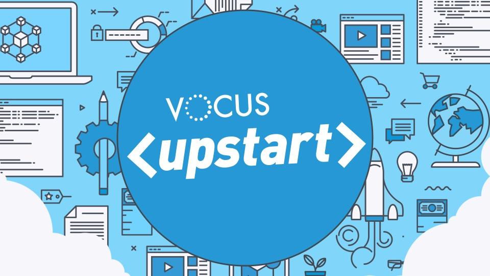 Vocus Upstart - Year 2