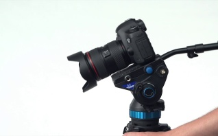 Benro S8 Video Tripod Head