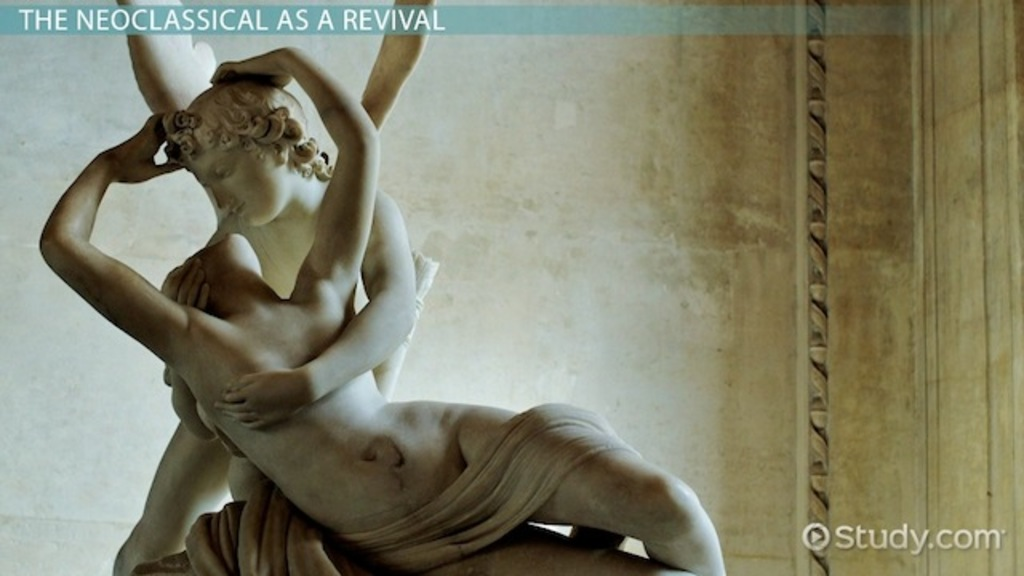 Neoclassical Style as a Revival an Influence Video Lesson