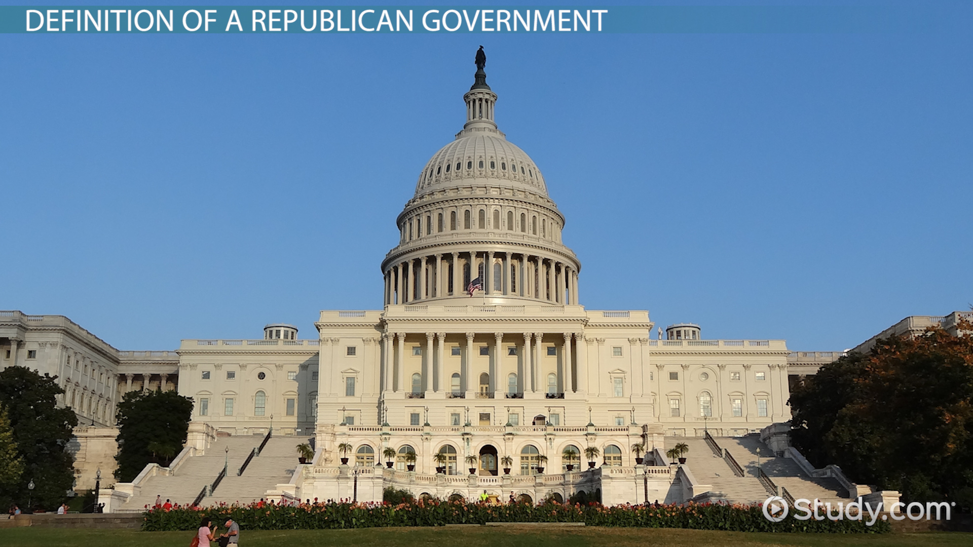 Republican Government: Definition & Advantages - Video & Lesson ...